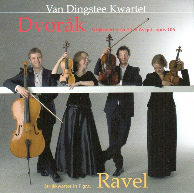 CD hoes VDK Dvorak Ravel